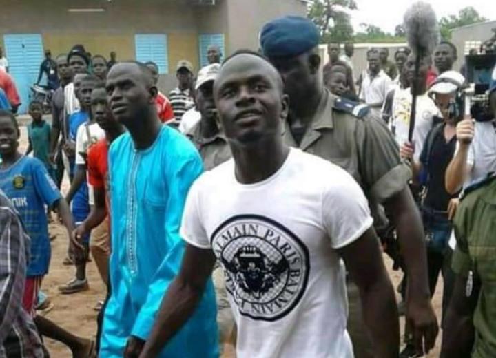 Voila pourquoi Sadio Mané a décidé de construire un hôpital dans son village