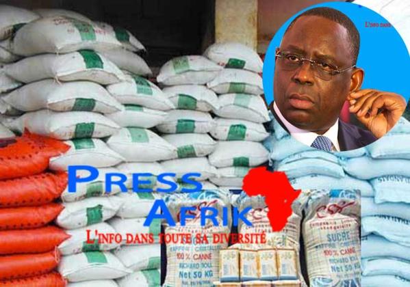 Flambée monstrueuse des prix des denrées: les clients souffrent, les commerçants accusent Macky