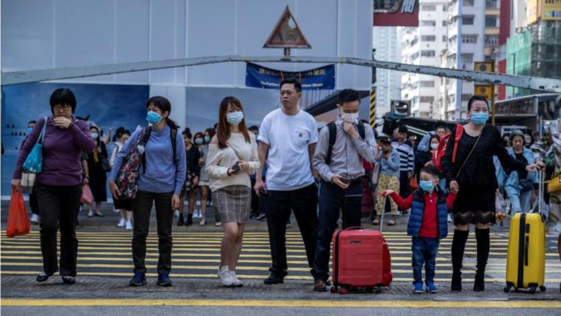 #Coronavirus: Hong Kong décrète le niveau d'alerte maximal