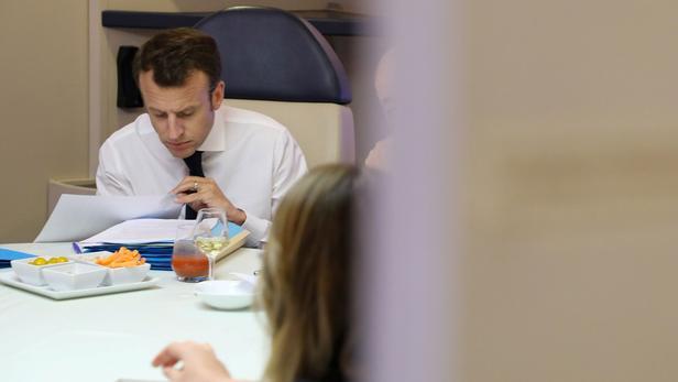 Islam, identité, communautarisme... Les confidences de Macron au retour d'Israël