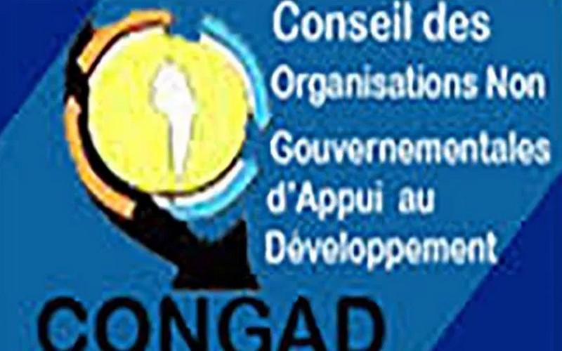 CONGAD : un Conseil d'administration et un bureau exécutif nommés pour une période transitoire d'un an