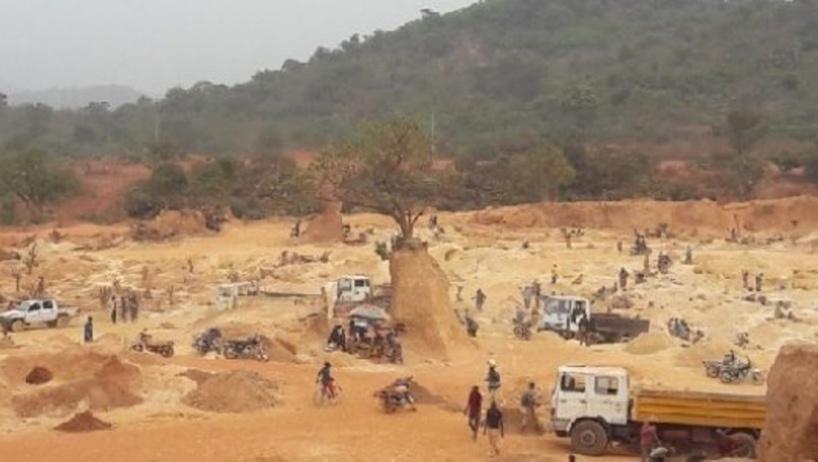 Eboulement dans une mine d'or à Kédougou : bilan 2 morts et plusieurs blessés graves