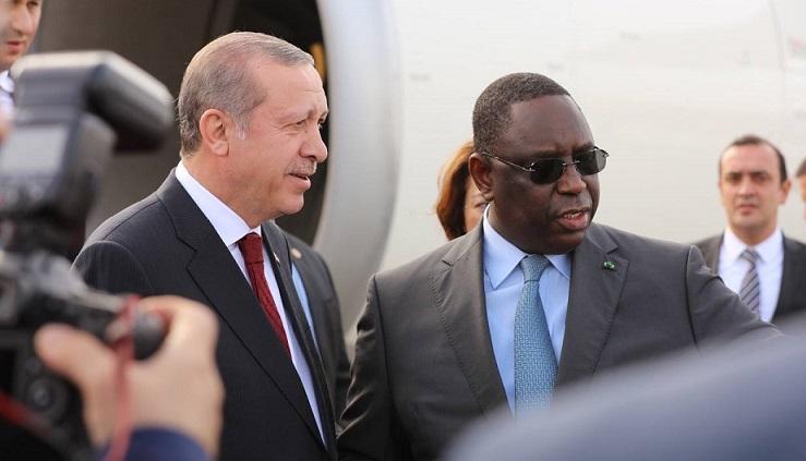 Le Président turc Erdogan en visite au Sénégal ce mardi 28 janvier