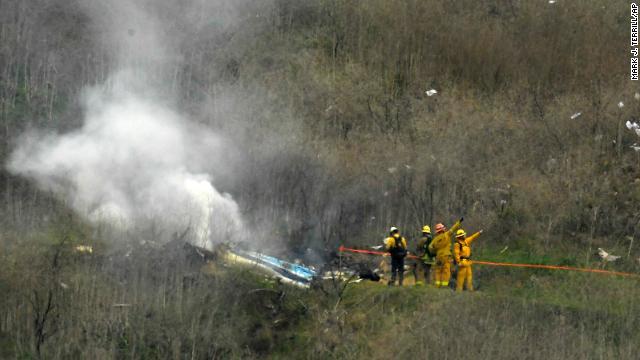 Crash d'hélicoptère fatal à Kobe Bryant et sa fille: le Shérif de Los Angeles annonce un bilan de 9 morts