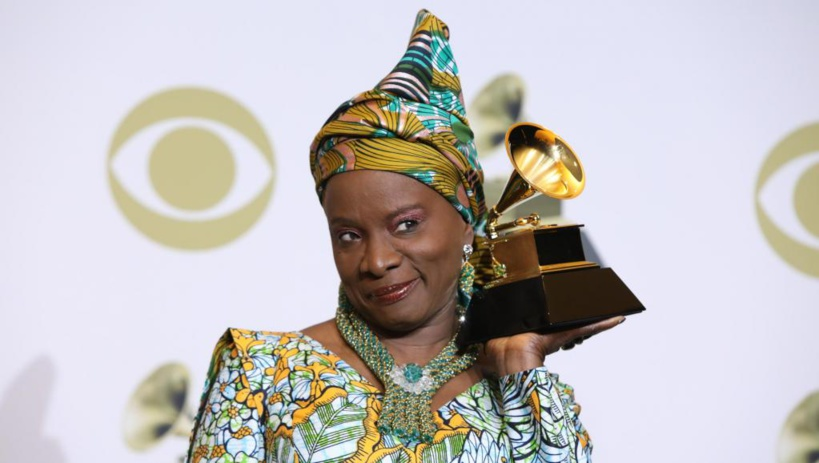 Grammy Awards: Angélique Kidjo récompensée, une cérémonie hommage à Kobe Bryant