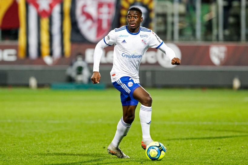 #Mercato - Accord Monaco-Strasbourg pour Youssouf Fofana