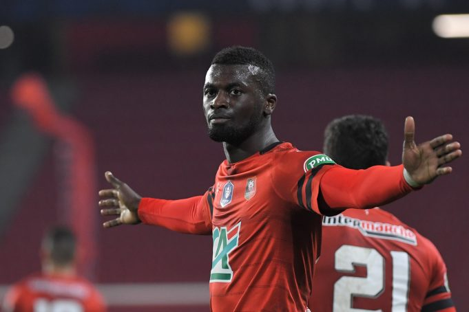 #CoupeDeFrance - Rennes arrache les quarts au terme d'un match fou... Sada Thioub et Mbaye Niang ont brillé