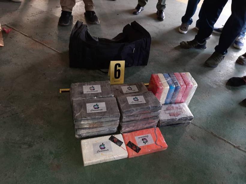 Coup de théâtre au Port de Dakar: le navire Grande Nigeria «vomit» d'autre 120 kilogrammes de cocaïne