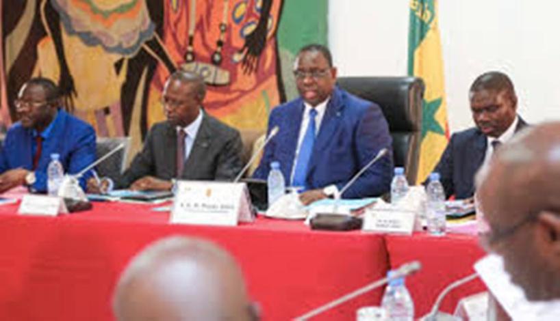 """La position du Sénégal sur l'Indice de Perception de la Corruption """"est loin de la réalité"""", selon le Président Macky Sall"""