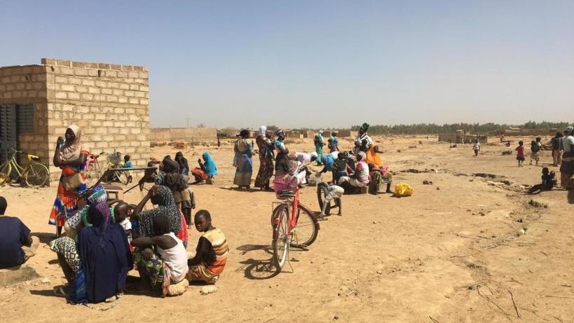 Burkina Faso: l'espoir ruiné de retour des déplacés de Silgadji