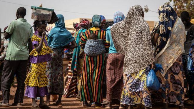 Burkina Faso : une vingtaine de personnes tuées