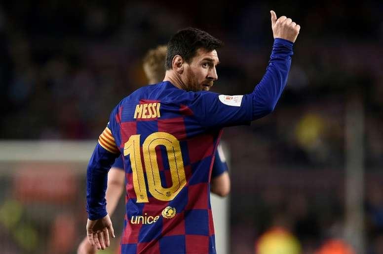 Messi, c'est aussi 350 victoires en Liga