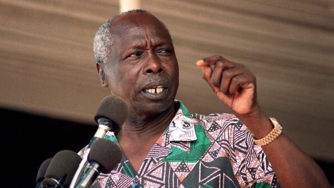 Qui était Daniel Arap Moi, l'ancien président kenyan décédé à l'âge de 95 ans ?