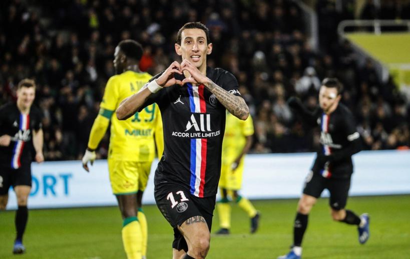 #Ligue1 - Le PSG s'impose difficilement à Nantes