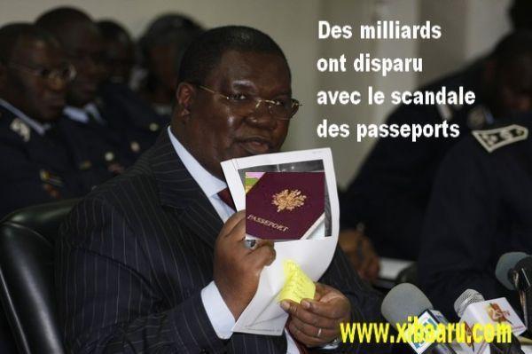 Affaire des passeports numérisés: les explications décousues d'Ousmane Ngom