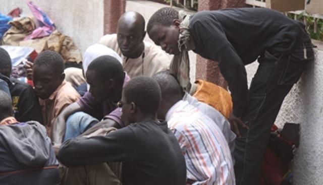 En intelligence avec l'Etat, les étudiants non-voyant mettent fin à leur sit-in