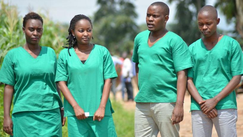 Burundi: Quatre journalistes envoyés en prison