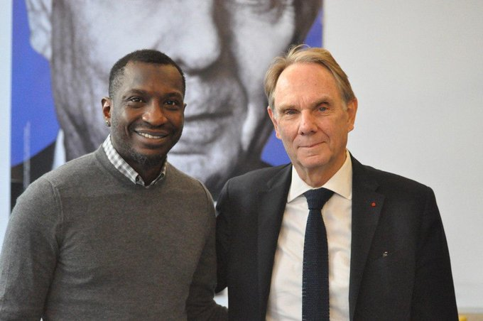 Candidat aux Municipales de 2020 en France: Mamadou Niang descend sur le terrain politique