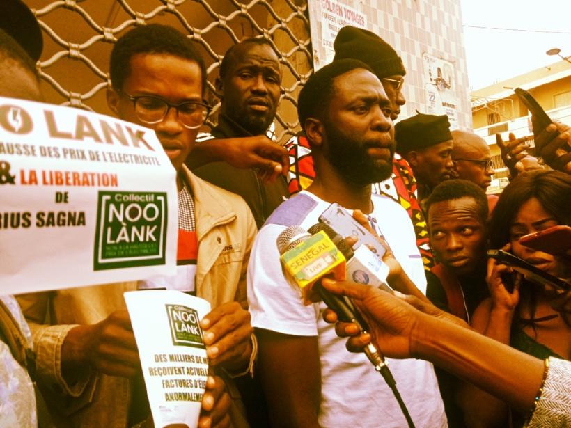 Billet CFA brûlé en 2017 au Sénégal: le co-coordinateur de Noo Lank convoqué le 24 Février 2020 au Tribunal de Dakar
