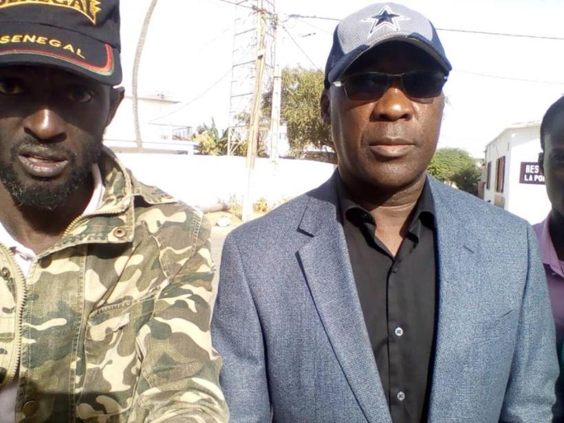 Le Colonel Kébé libéré après avoir été auditionné
