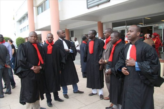 Sénégal : vers une grève d'un an du Syndicat des travailleurs de la justice