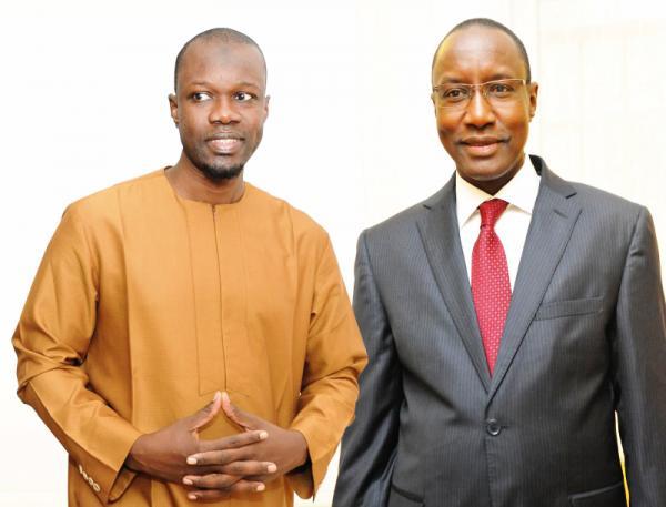 Affaire 94 milliards: le Procureur demande au Doyen des juges de classer sans suite la plainte de Ousmane Sonko contre Mamour Diallo