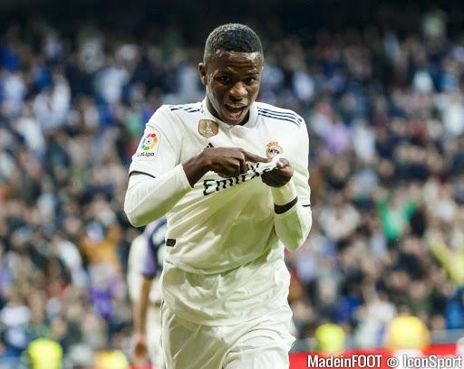 #Mercato - Vinicius Junior veut rester au Real Madrid