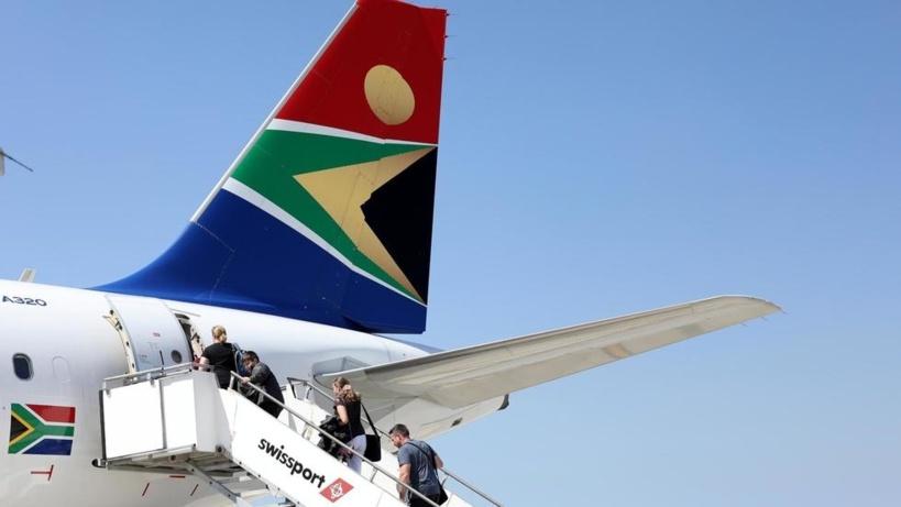 Afrique du Sud: South African Airways suspend ses vols intérieurs