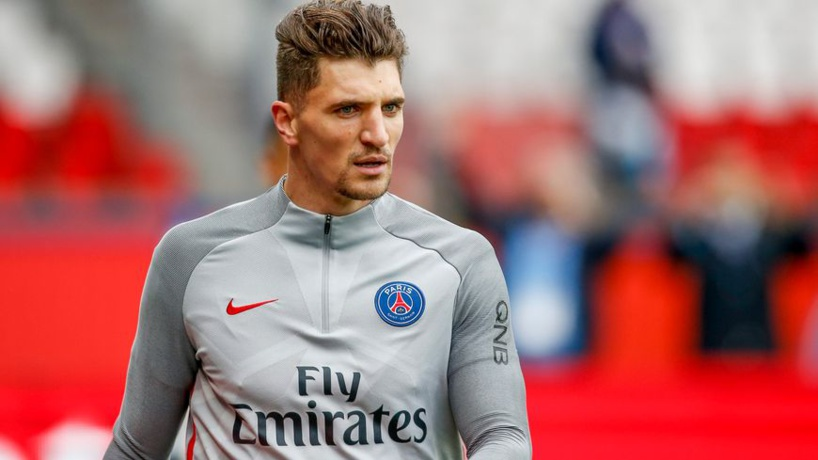 PSG : la situation de Thomas Meunier au point mort