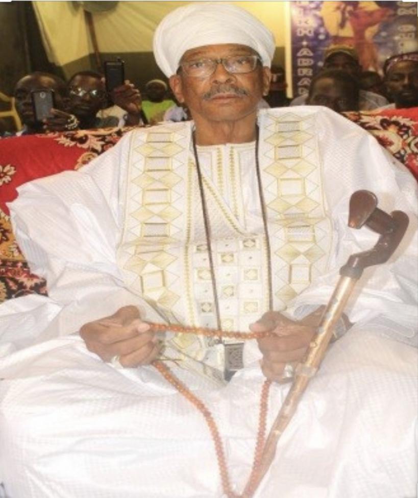 Urgent: Décès de Cheikh Sidibouya Al Cheikhal Khalifa