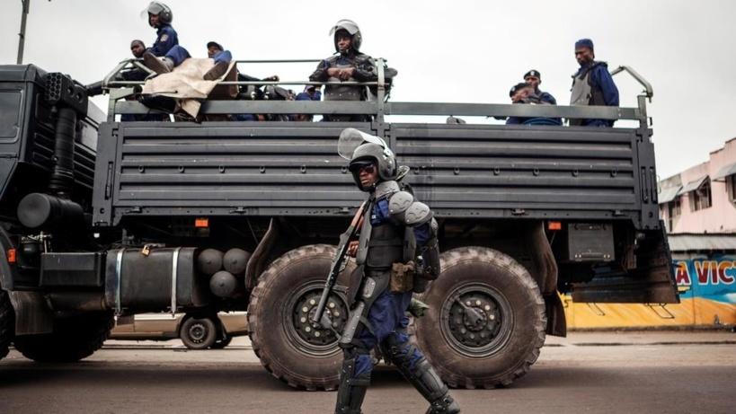 RDC: nouvelle manifestation de femmes de militaires à Kinshasa