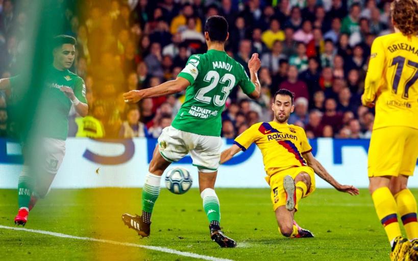 #Liga - Le Barça s'est fait peur