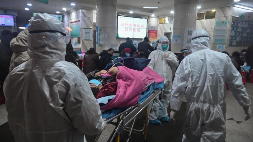 #Coronavirus : le bilan de l'épidémie grimpe à 908 morts et 40 000 contaminations