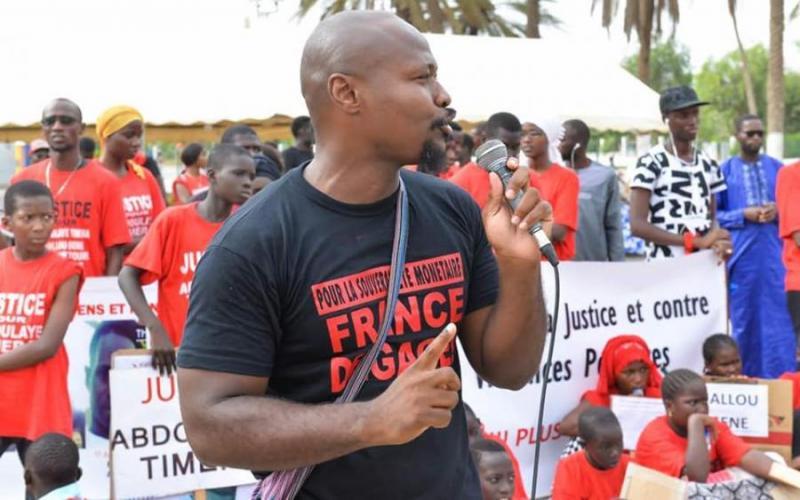 Les responsables de Frapp France Dégage s'insurgent contre l'ambassadeur de France au Sénégal