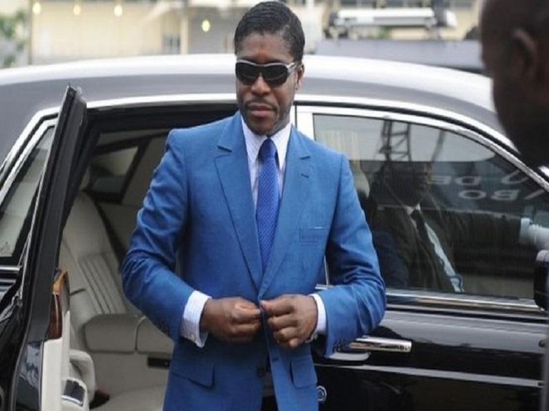 Teodorin Obiang : Une lourde amende infligée au vice-président de la Guinée équatoriale