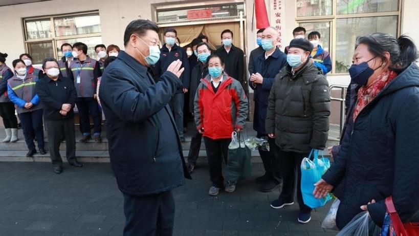 #Coronavirus: plus de 1000 morts en Chine, Xi Jinping sur le terrain