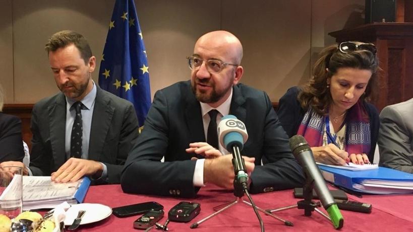 Charles Michel, président du Conseil européen: «repenser les relations Afrique-Europe»