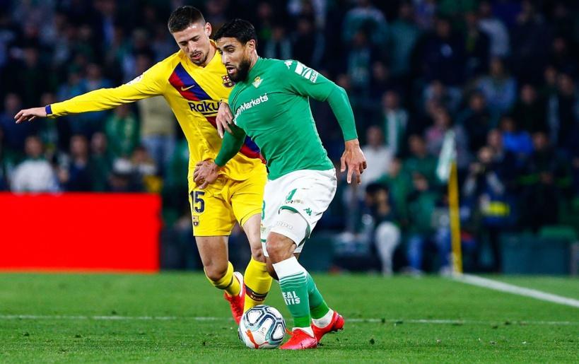 #Liga -  Nabil Fekir suspendu un match