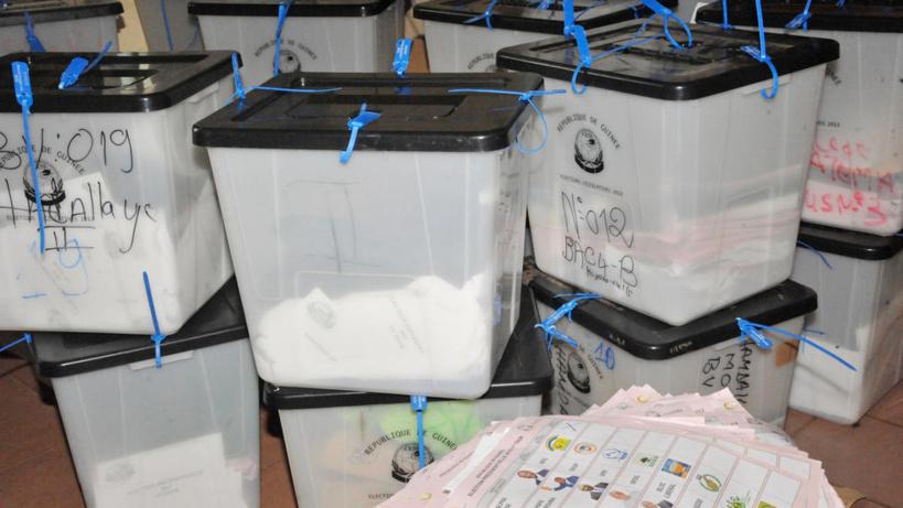 Préparation des élections en Guinée: des interrogations sur le fichier des électeurs