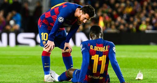 FC Barcelone: Ousmane Dembélé a coûté 2 M€ par match joué