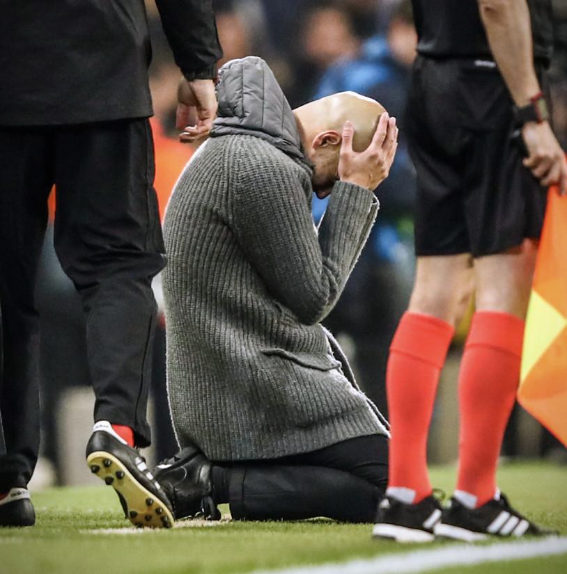 L'UEFA annonce l'exclusion de Manchester City de la Ligue des champions pour deux saisons