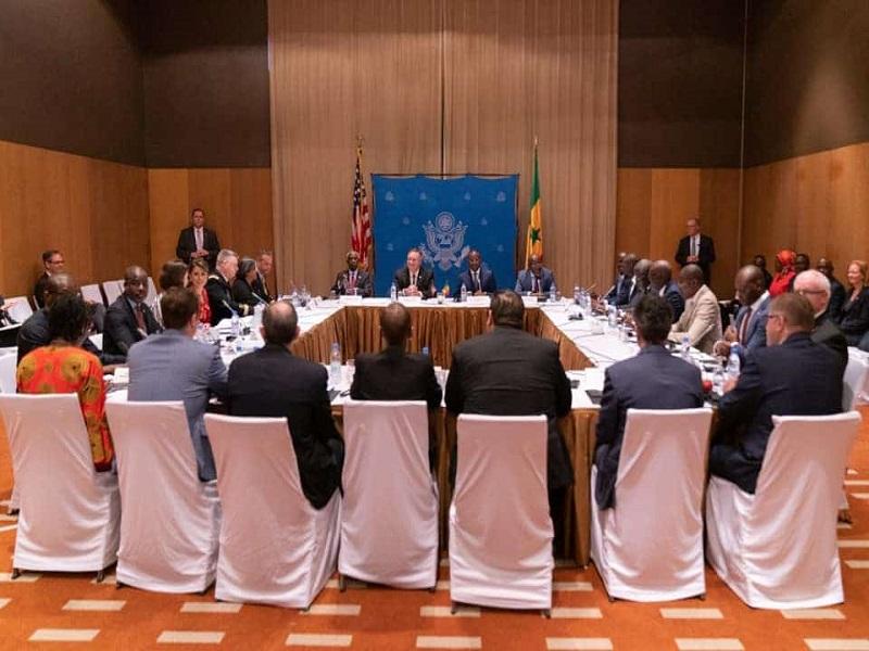 Coopération Sénégalo-américaine : cinq mémorandums d'entente dont la construction d'une autoroute moderne de 165 kilomètres, signés