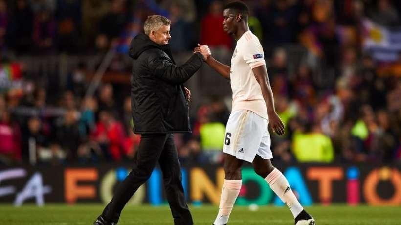 Ole Gunnar Solskjaer ne sait pas si Paul Pogba rejouera pour Manchester United