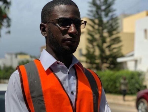 """L'activiste Ardo Gning poursuivi notamment pour """"acte de nature à compromettre la sécurité publique"""" (avocat)"""