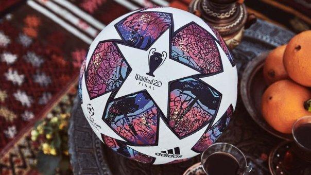 Le ballon de la finale de la Ligue des Champions 2020 dévoilé !