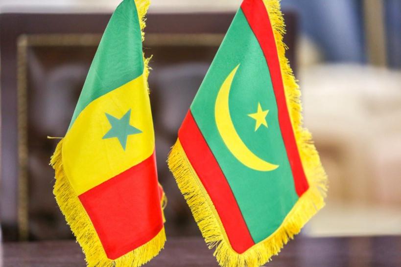 Signature d'accords et de traités entre le Sénégal et la Mauritanie