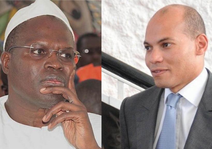 """Dialogue national: la question de la liberté de candidature agitée pour """"sauver"""" Khalifa Sall et Karim Wade"""