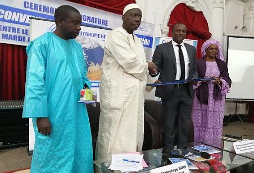 Le Port de Dakar et la Chambre de Commerce signent une convention de partenariat