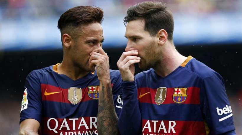 FC Barcelone : Lionel Messi envoie un message à Neymar
