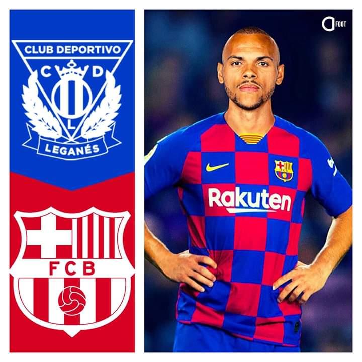 OFFICIEL ! Martin Braithwaite est un nouveau joueur du FC Barcelone